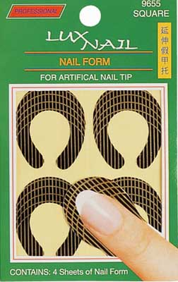 LUXNAIL NAIL FORM