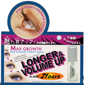 Maxgrowth lashes