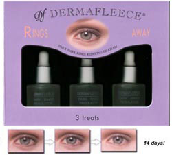 DERMAFLEECE DARK CIRCLE ERASER